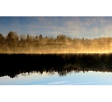 Water reflexion Photographic Print