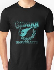 Midgar University T-Shirt