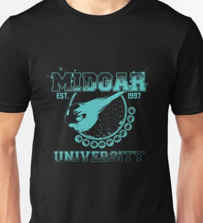 Midgar University Unisex T-Shirt