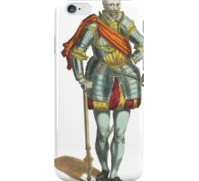 Charles De Cofse of course iPhone Case/Skin