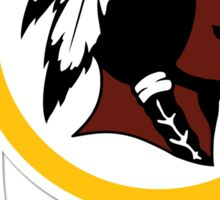 Redskins Sticker