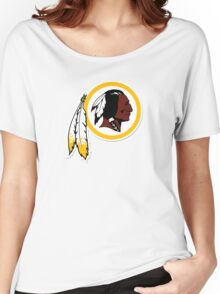 Redskins Women's Relaxed Fit T-Shirt