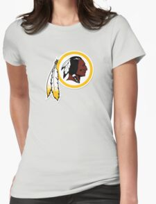 Redskins Womens Fitted T-Shirt