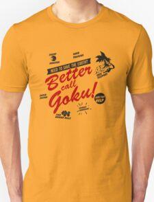 Better Call Goku! Unisex T-Shirt
