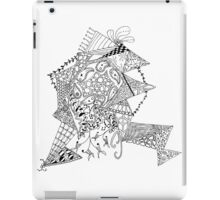 Secret Character iPad Case/Skin