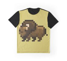 Beefalo Graphic T-Shirt