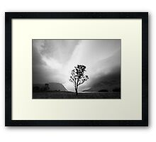 Crummock Water Framed Print
