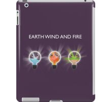 Earth wind and fire iPad Case/Skin