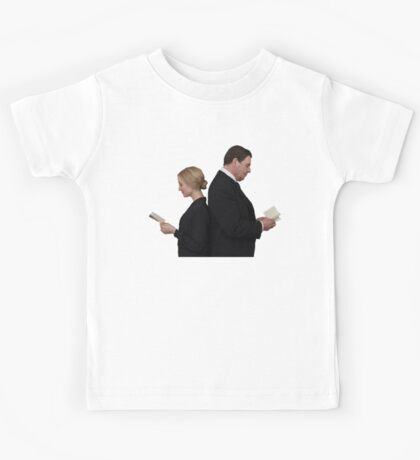 Letter to Downton Anna & John Bates Kids Tee