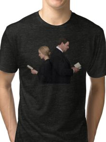 Letter to Downton Anna & John Bates Tri-blend T-Shirt