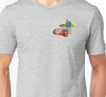 Noob that is pocking a bomb with a stick Unisex T-Shirt