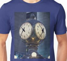 Grand Central Station Clock Unisex T-Shirt