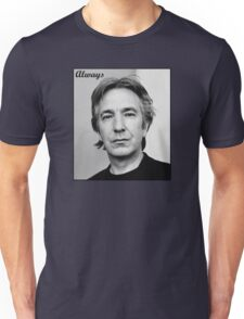 Alan Rickman Unisex T-Shirt