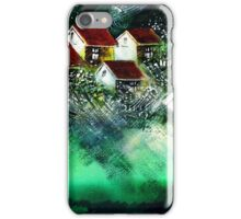 Holiday Homes iPhone Case/Skin