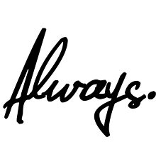 """""""Always,"""" In Memory of Alan Rickman by Peaches -"""