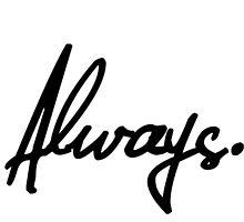 """Always,"" In Memory of Alan Rickman by nilayaz"
