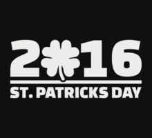 St. Patrick's day 2016  One Piece - Long Sleeve