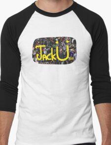 Jack U diplo skrillex Men's Baseball ¾ T-Shirt