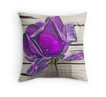 ROYAL GARMENTS Throw Pillow