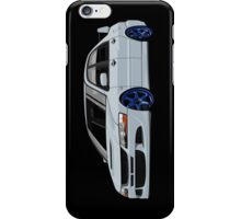 Mitsubishi Lancer Evolution VIII (white) iPhone Case/Skin
