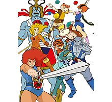 Little Cuties: Thundercats Photographic Print