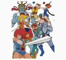 Little Cuties: Thundercats Kids Tee