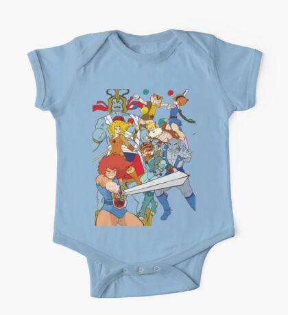Little Cuties: Thundercats One Piece - Short Sleeve