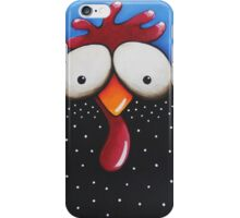Chickens Love Blue Sky iPhone Case/Skin