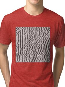 analog generated glitch #3 Tri-blend T-Shirt