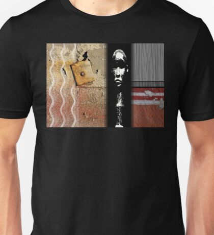 urban shaman downtown 3 Unisex T-Shirt