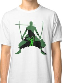 Roronoa Zoro, 3 generation Classic T-Shirt