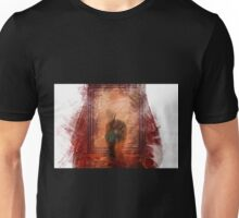 Portrait and frame Unisex T-Shirt
