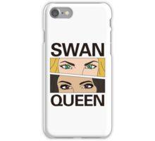 SwanQueen Comic iPhone Case/Skin