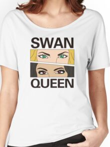 SwanQueen Comic Women's Relaxed Fit T-Shirt