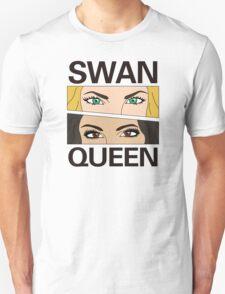 SwanQueen Comic T-Shirt