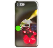 Traffic lights iPhone Case/Skin