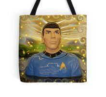 To Boldly Go Where No Hobby Lobby Cookie Jar Has Gone Before Tote Bag
