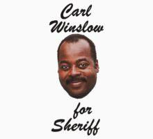 Carl Winslow for Sheriff 1 by StephanieHertl