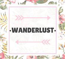Wanderlust Design by beccafoerder