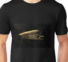 A digital painting of The Flying Scotsman  Unisex T-Shirt