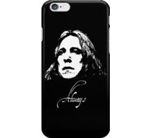 After All This Time? iPhone Case/Skin