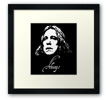 After All This Time? Framed Print