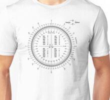 The unit circle Unisex T-Shirt