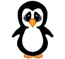 Baby Penguin Photographic Print