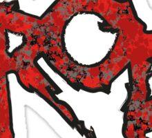 Grodd - DC Spray Paint Sticker