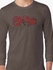 Grodd - DC Spray Paint Long Sleeve T-Shirt