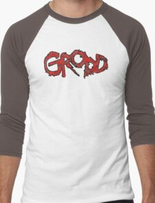 Grodd - DC Spray Paint Men's Baseball ¾ T-Shirt