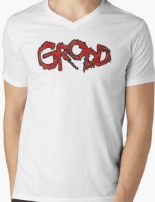 Grodd - DC Spray Paint Mens V-Neck T-Shirt