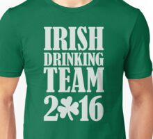 Irish drinking team 2016 Unisex T-Shirt