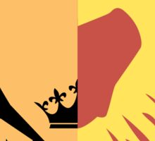 Game of Thrones - House Baratheon of King's Landing Sticker
